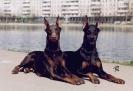 Анабель с сестрой Авророй