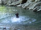 Плавать так и не научилась